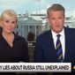 "MSNBC's Joe Scarborough predicts that the media will continue to cover ""collusion,"" though a poll says the public may be uninterested. (MSNBC)"