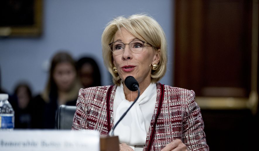 Betsy Devos Threat To Children With >> Katherine Clark Calls For Betsy Devos To Resign For Cherry Picked