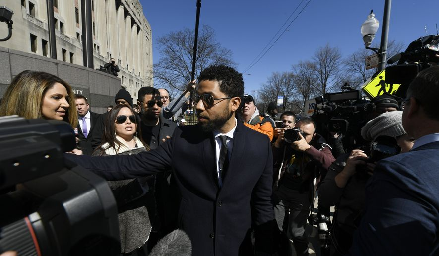 FBI reviewing why Jussie Smollett charges dropped: Report