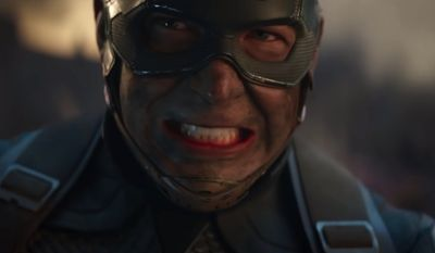 """Actor Chris Evans will star in """"Avengers: Endgame,"""" which premiers April 26, 2019. (Image: YouTube, Marvel Studios video screenshot)"""