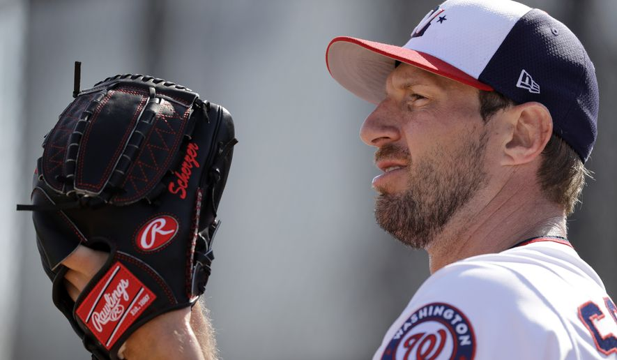 0d301db3b Washington Nationals face Opening Day without Bryce Harper in season ...