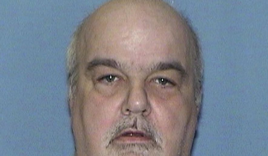 """This undated photo provided by the Illinois Department of Corrections shows Thomas Kokoraleis. The convicted murderer who is suspected of being a member of the notorious """"Ripper Crew"""" that brutally killed as many as 20 women in the 1980s is scheduled to be released on Friday, March 29, 2019.  Kokoraleis was initially sentenced to life in prison for the 1982 slaying of 21-year-old Lorry Ann Borowski. But after his appeal request was granted, prosecutors allowed him to plead guilty in exchange for serving half of his 70-year prison term.(Illinois Department of Corrections via AP, File) **FILE**"""