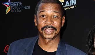 "FILE - This June 27, 2013 file photo shows Robert Townsend at the premiere of ""Kevin Hart: Let Me Explain"" in Los Angeles. Townsend is nominated for an NAACP Image Award for Outstanding Documentary in Film for ""The Five Heartbeats"". The 50th NAACP Image Awards will be revealed during a TV One broadcast from the Dolby Theatre in Hollywood on Saturday. (Photo by Scott Kirkland/Invision/AP, File)"