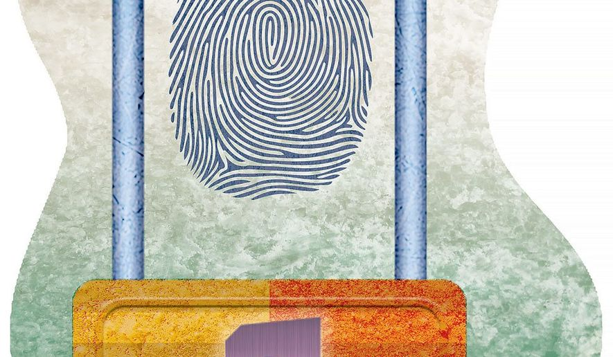 Privacy Protection Illustration by Greg Groesch/The Washington Times