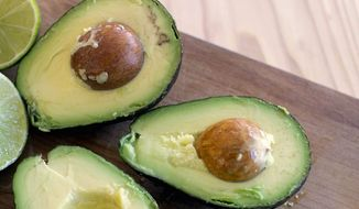 Some are already predicting a dire avocado shortage across America, should President Trump close the border between the U.S. and Mexico. (Associated Press)