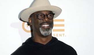 Isaiah Washington arrives at the 50th NAACP Image Awards Nominees Luncheon at the Loews Hotel on Saturday, March 9, 2019, in Los Angeles. (Photo by Willy Sanjuan/Invision/AP)