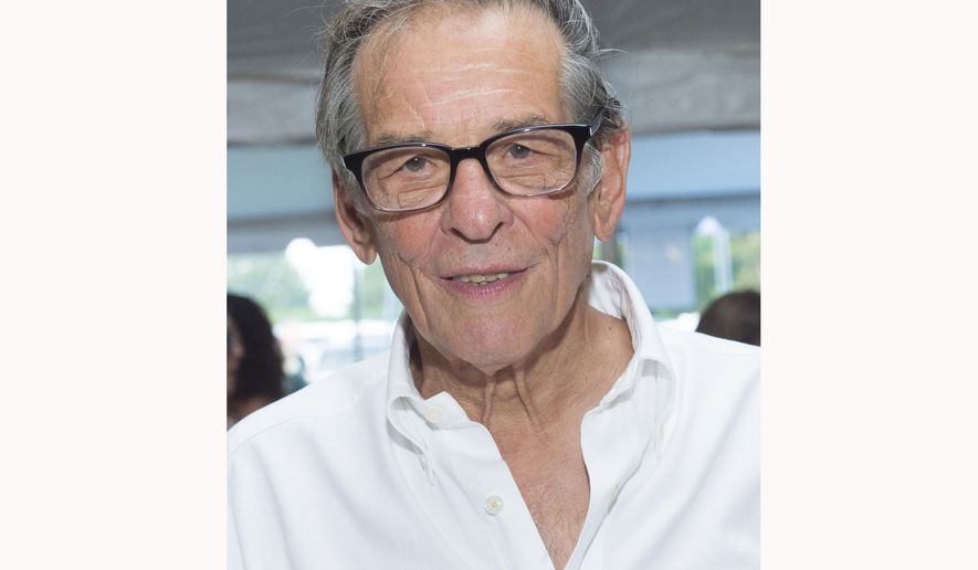 FILE - In this Aug. 13, 2016 file photo, author Robert Caro attends the East Hampton Library's 12th Annual Authors Night Benefit in East Hampton, N.Y.  (Photo by Scott Roth/Invision/AP, File)