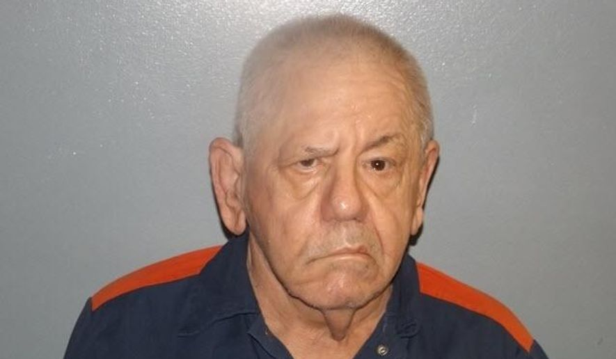 This undated photo provided by the Michigan Department of Corrections shows Prudencio Loyraful.  The state of Michigan is placing the frail paroled prisoner in an assisted-living center at taxpayer expense after the federal government declined to deport him to Cuba, officials said. (Michigan Department of Corrections via AP)