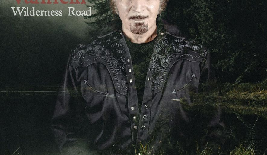 """This cover image released by SoNo Recording Group shows """"Wilderness Road,"""" by Gino Vannelli. (SoNo Recording Group via AP)"""