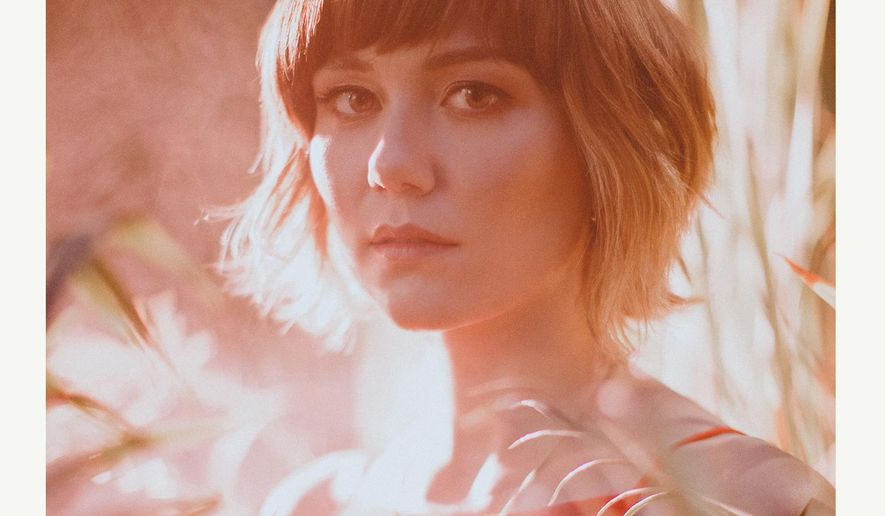 """This cover image released by Compass Records shows """"When You're Ready,"""" a release by Molly Tuttle. (Compass Records via AP)"""