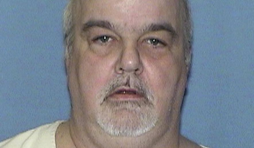 """FILE - This undated photo provided by the Illinois Department of Corrections shows Thomas Kokoraleis. Authorities say Kokoraleis, who was convicted of murder as a suspected member of the notorious """"Ripper Crew"""" that killed as many as 20 Chicago-area women in the 1980s, has been released from prison.  A state of Illinois victim notification system alert was issued early Friday, March 29, 2019, saying 58-year-old Kokoraleis was discharged from the Illinois Department of Corrections. (Illinois Department of Corrections via AP, File)"""