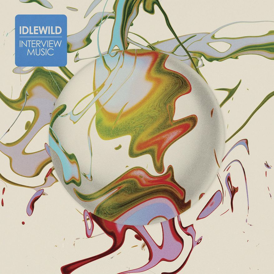 """This cover image released by Empty Words shows """"Interview Music"""" by Idlewild. (Empty Words via AP)"""
