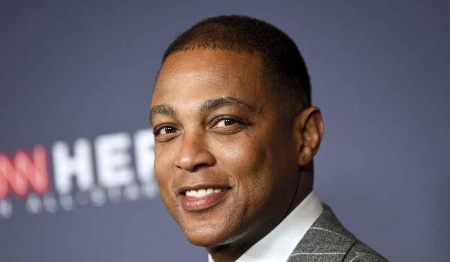 CNN anchor Don Lemon attends the 12th annual CNN Heroes: An All-Star Tribute at the American Museum of Natural History, Dec. 9, 2018. (Photo by Evan Agostini/Invision/AP) ** FILE **