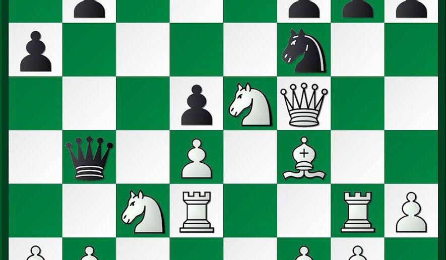 Artemiev-Hracek after 23...Bc6-e8.