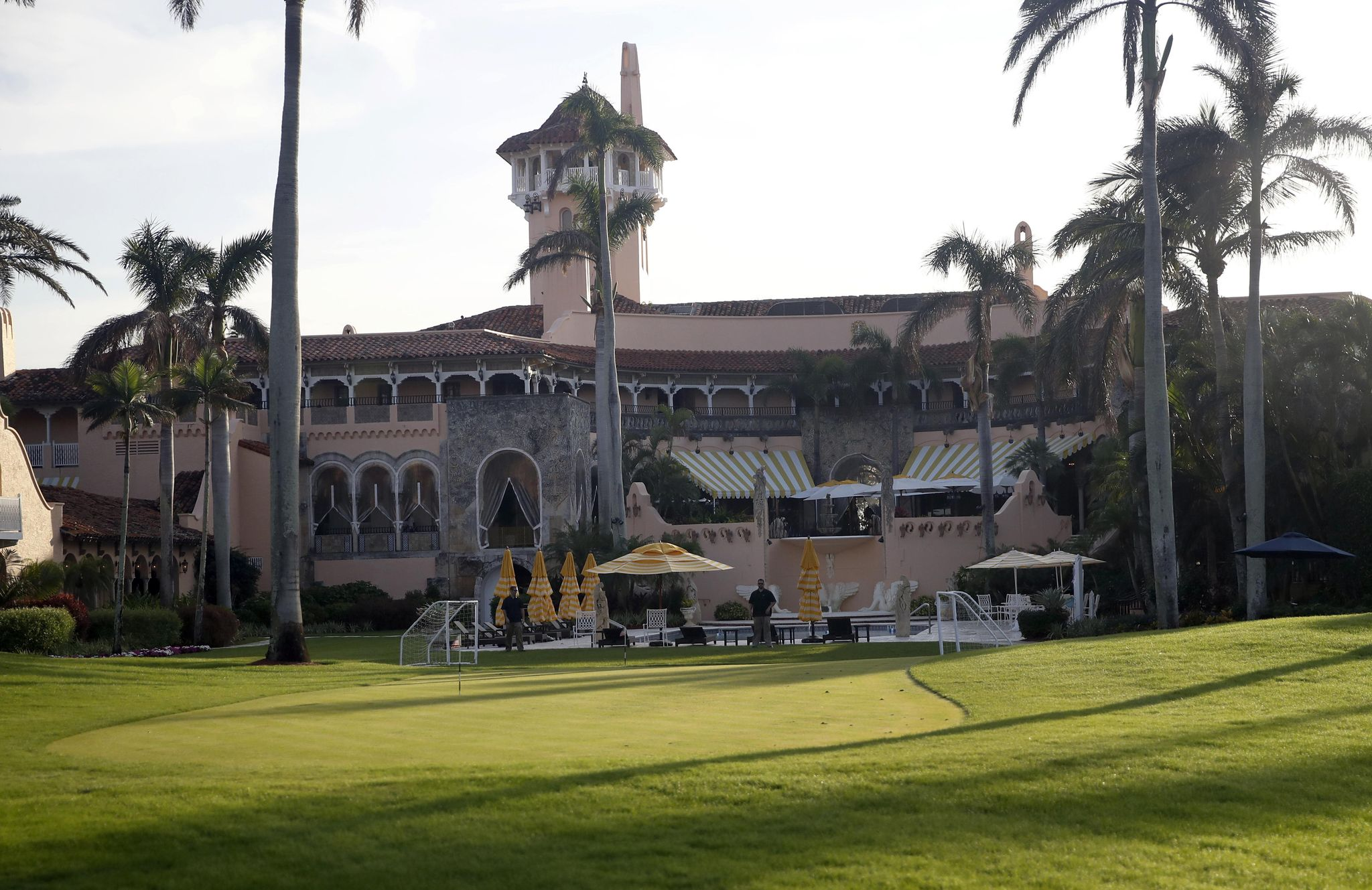 Trump's income from Mar-a-Lago fell nearly $3 million in 2018, records show