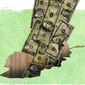 Afghan Money Pit Illustration by Greg Groesch/The Washington Times