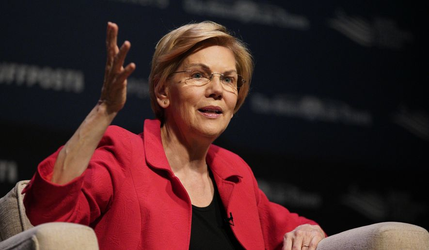 Elizabeth Warren, 2020 presidential candidate, releases 2018 tax return