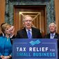 The Republican Party is trying to rescue the reputation of its $1.5 trillion tax cut bill, which passed in December 2017, ahead of the next tax deadline. According to a poll released this week, just 17% of Americans actually believe their taxes are going to go down. (Associated Press)
