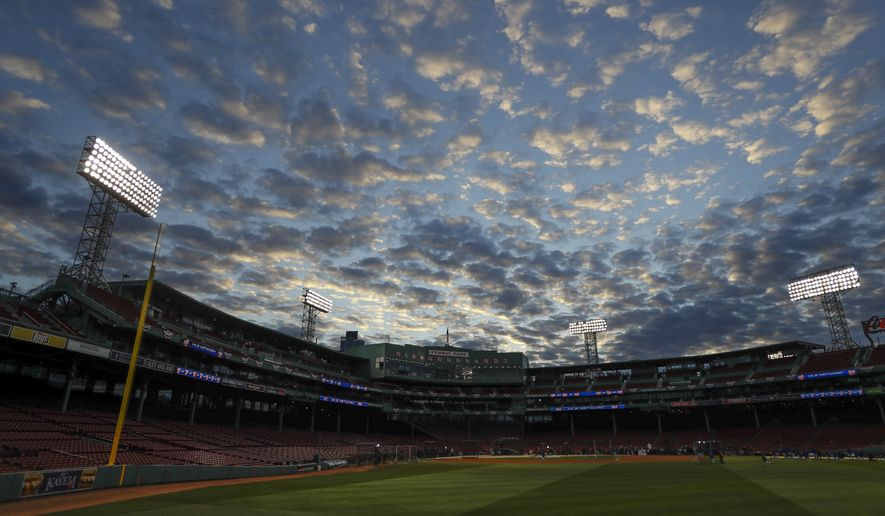 Fenway Park drone flight during Red Sox game prompts Boston police