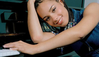 """Alicia Keys enrolled in the Professional Performing Arts School at the age of 12, where she took music, dance, and theater classes and majored in choir. In her preteen years, Keys and her bass-playing friend formed their first group, though neither """"knew too much about how pop songs worked"""". Keys would continue singing, writing songs, and performing in musical groups throughout junior high and high school. She became an accomplished pianist, and after her classical music teacher had nothing left to teach her, she began studying jazz at age 14. Living in the """"musical melting pot"""" city, Keys had already been discovering other genres of music, including soul music, hip hop, R&B, and taken affinity to artists like Marvin Gaye and Curtis Mayfield. Keen on dissecting music, Keys continued developing her songwriting and finding her own 'flow and style"""" through her exploration of the intricacies in different music"""