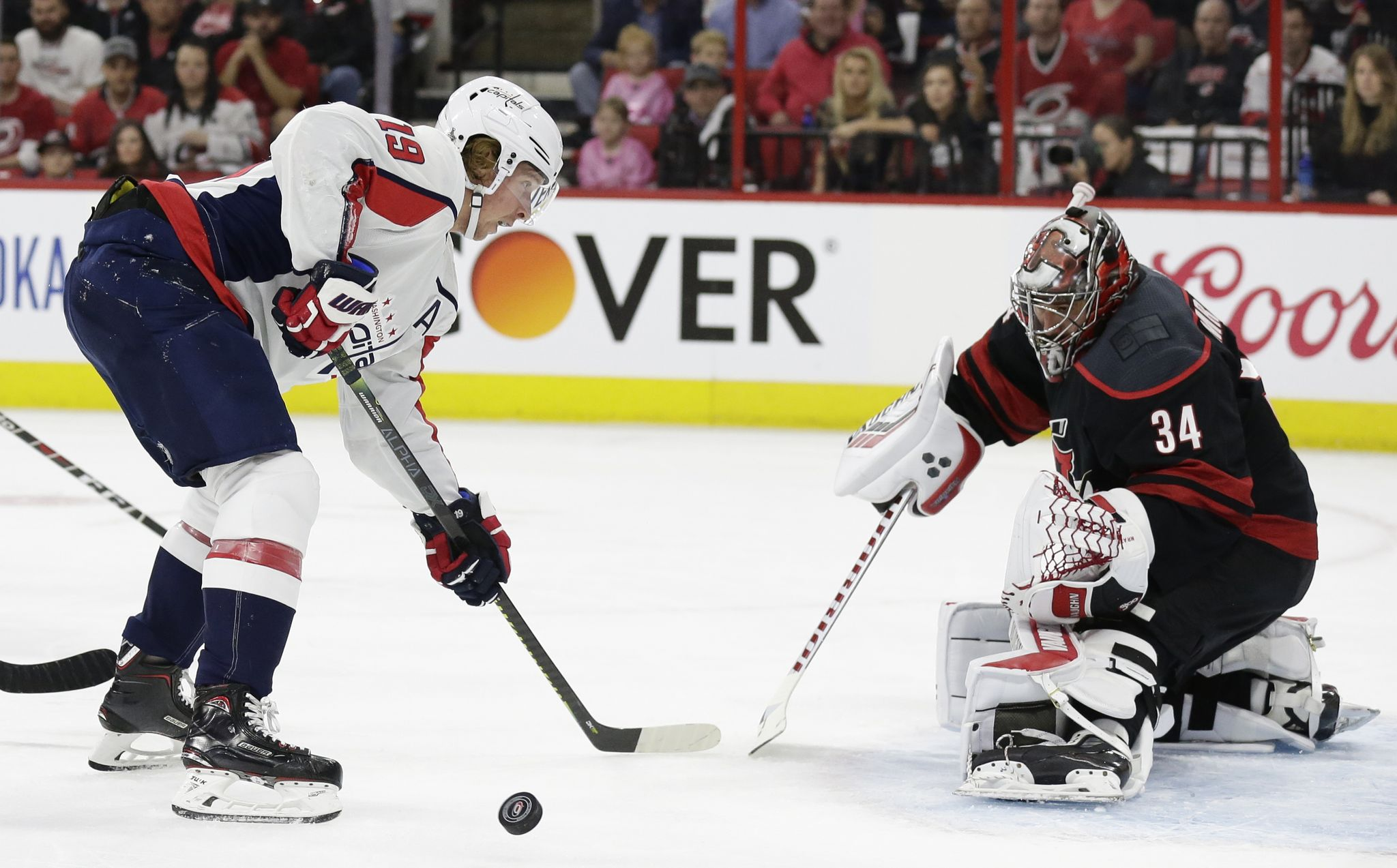Capitals vs. Hurricanes Game 4: How to watch and what to watch for