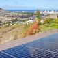 A nationwide study released Tuesday that U.S. homes with solar-energy systems sold for an average of 4.1 percent more than nonsolar homes. (ASSOCIATED PRESS)