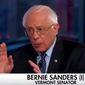 Sen. Bernie Sanders discusses third-term abortion during his Fox News town hall event, April 15, 2019. (Image: Fox News screenshot)