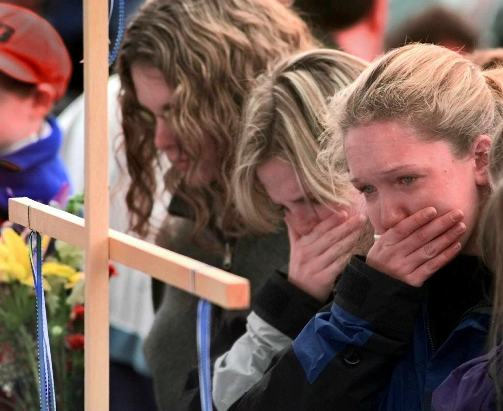 AP Was There: Teen boys unleashed terror, chaos at Columbine