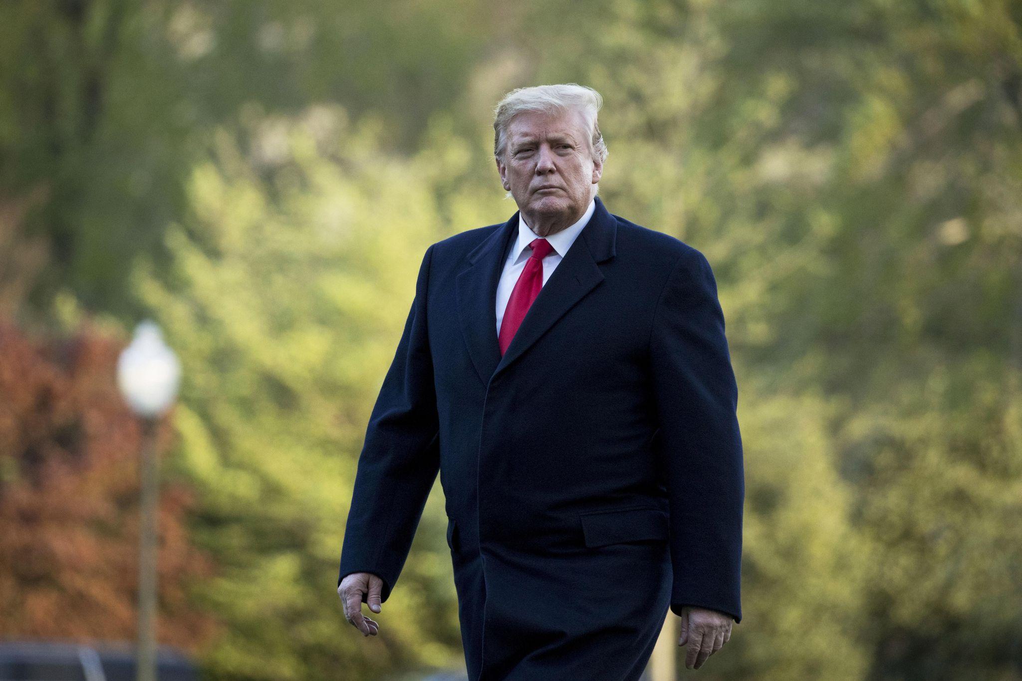 Donald Trump can sail toward a win in 2020