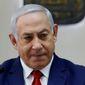 Israeli Prime Minister Benjamin Netanyahu   Associated Press
