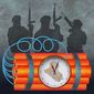 Iraq Time Bomb Illustration by Greg Groesch/The Washington Times