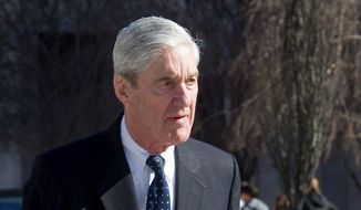 Robert Mueller. (Associated Press) ** FILE **