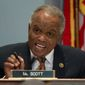Rep. David Scott's challenger Michael Owens said that the Democratic Congressional Campaign Committee's policy on not doing business with challengers has resulted in more calls from consultants. (Associated Press)