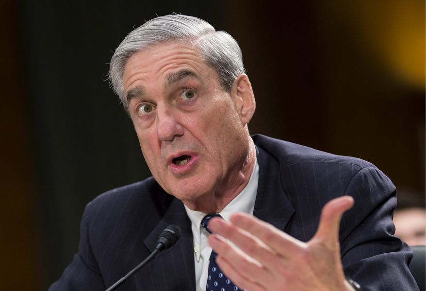 In special counsel Robert Mueller's 448-page report, Mr. Mueller found 14 other cases for prosecutors to pursue, though the details were largely redacted. The Cohen and Craig cases are already known, but the remaining 12 are a mystery. (Associated Press)