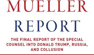 Skyhorse, an independent publisher, is rushing a book based on Robert Mueller's investigative report to print. It is already No. 24 on Amazon's top-seller list. (Skyhorse)
