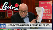 """Radio host Mark Levin discusses special counsel Robert Mueller's report on """"Fox and Friends,"""" April 19, 2019. (Image: Fox News screenshot)"""