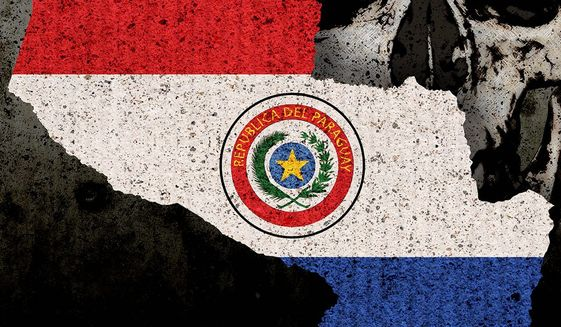 Trouble in Paraguay Illustration by Greg Groesch/The Washington Times
