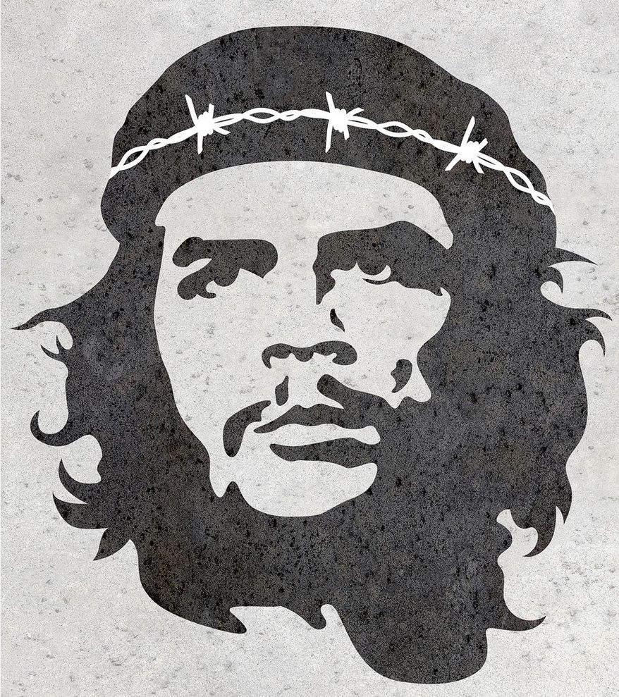 Co-opting Jesus Christ Illustration by Greg Groesch/The Washington Times
