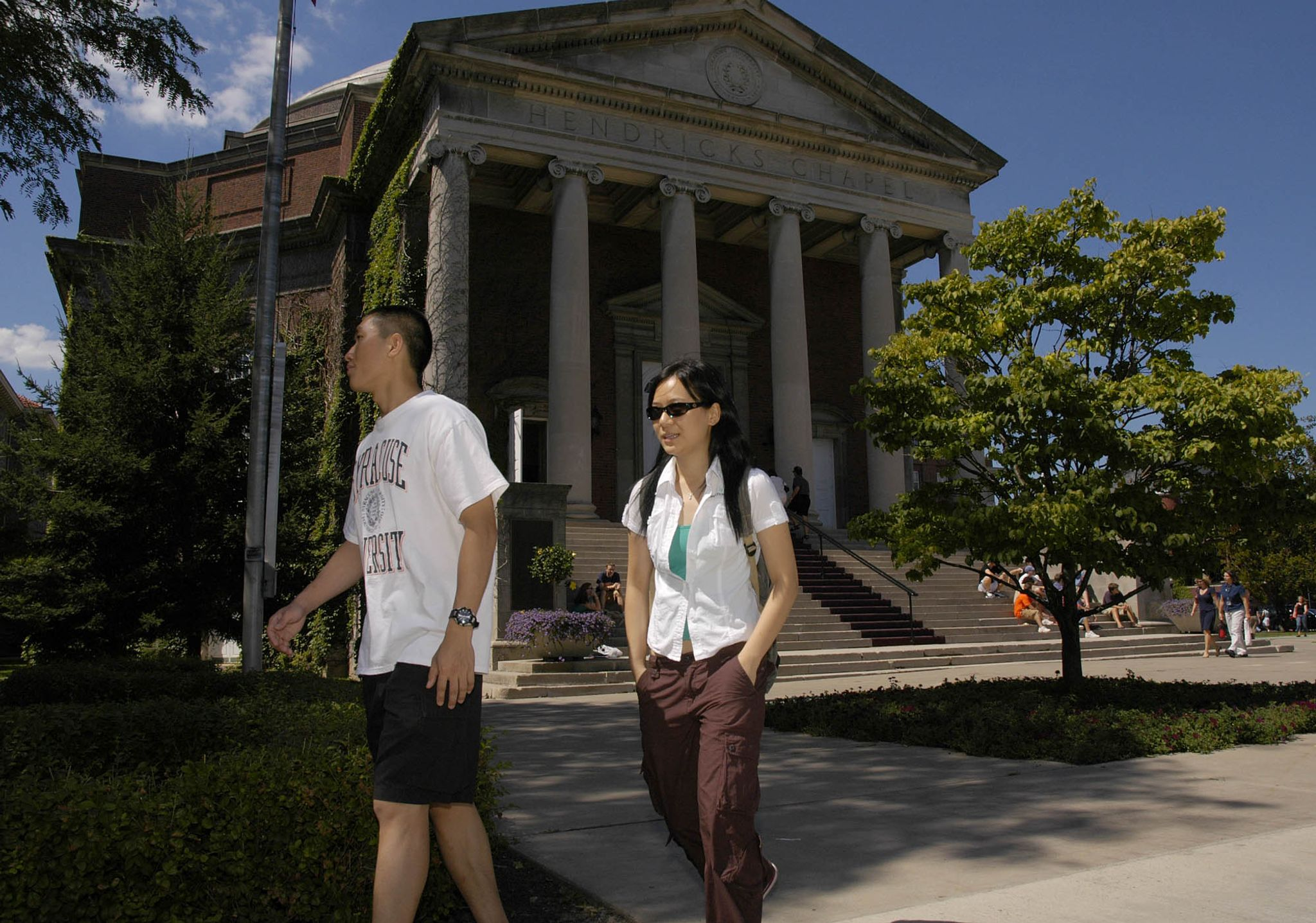 Syracuse University offers boot camp for the political world