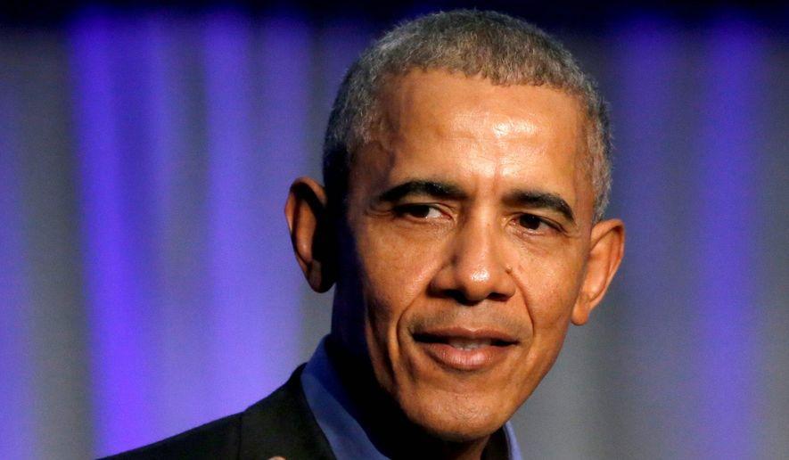 Barack Obama (Associated Press) **FILE**
