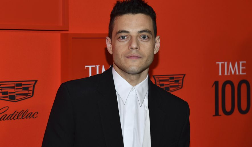 Rami Malek attends the Time 100 Gala, celebrating the 100 most influential people in the world, at Frederick P. Rose Hall, Jazz at Lincoln Center on Tuesday, April 23, 2019, in New York. (Photo by Charles Sykes/Invision/AP)