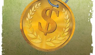 Social Agenda Investments Illustration by Greg Groesch/The Washington Times