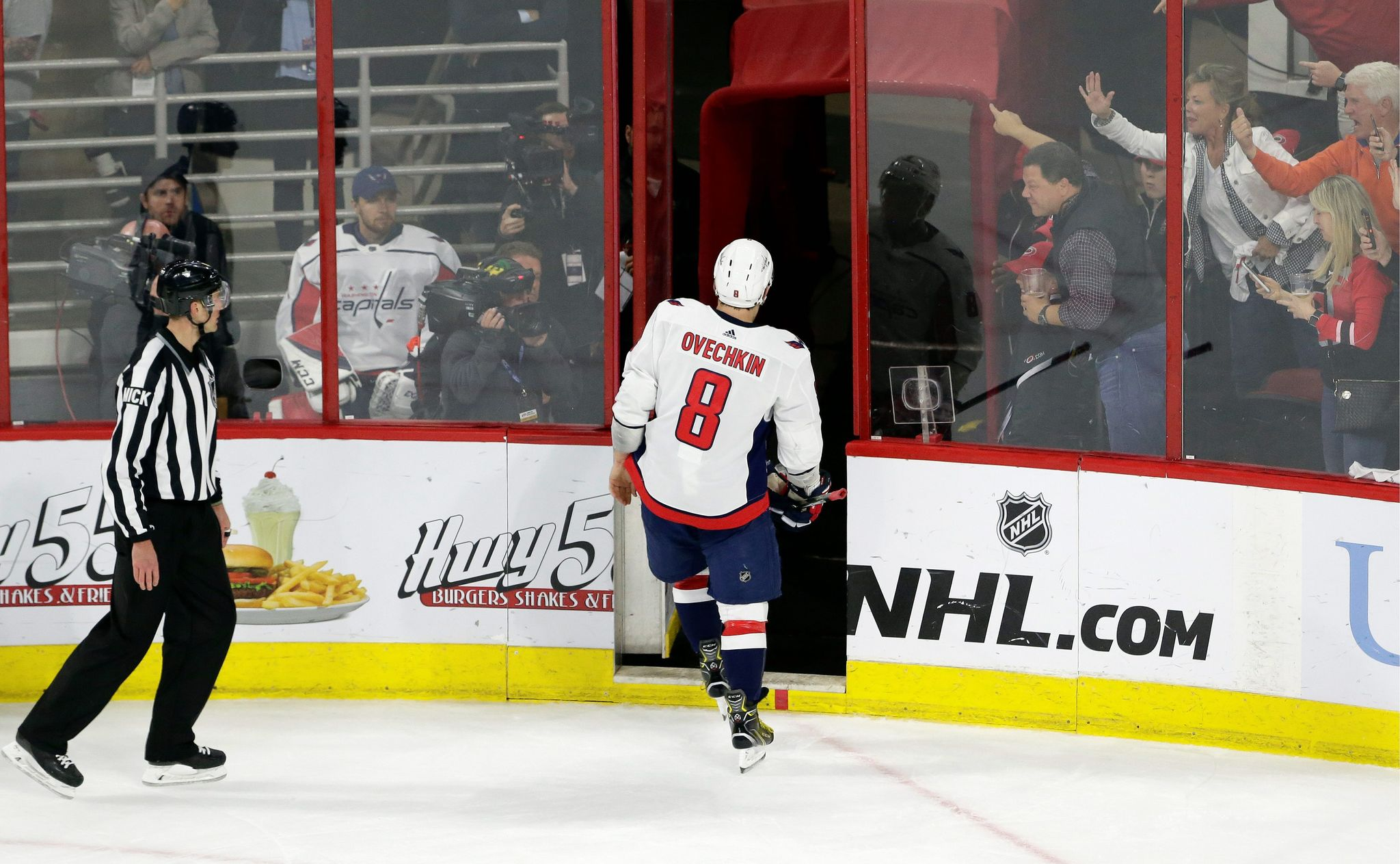 LOVERRO: 'Passionate' Ovechkin still has time to make up for lost opportunities