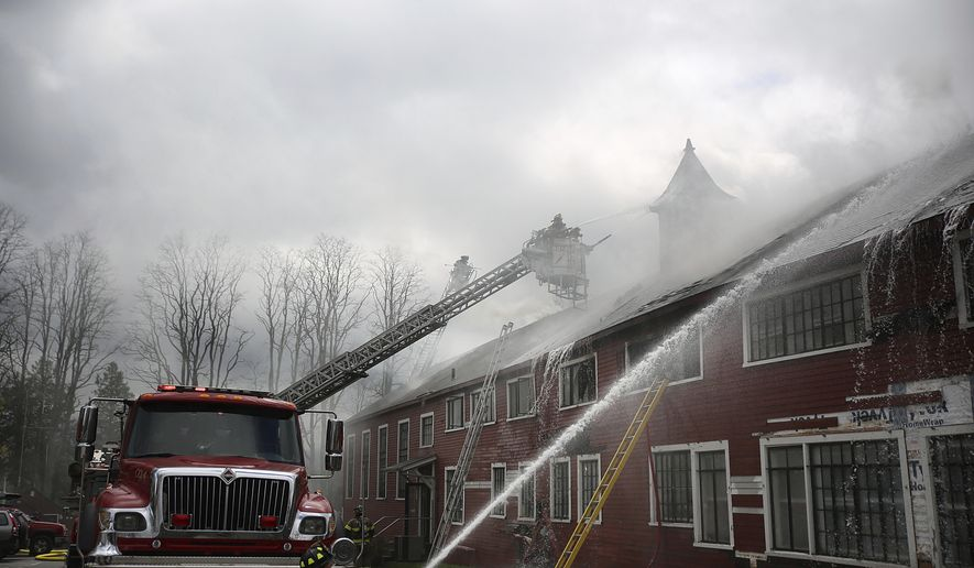 Fire breaks out briefly in Bennington College building - Washington