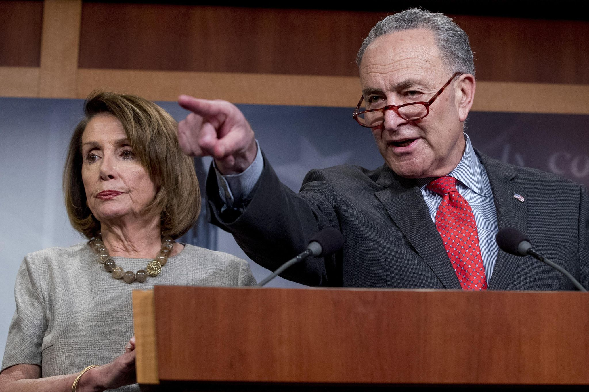 Together again? Trump, Pelosi, Schumer tackle infrastructure