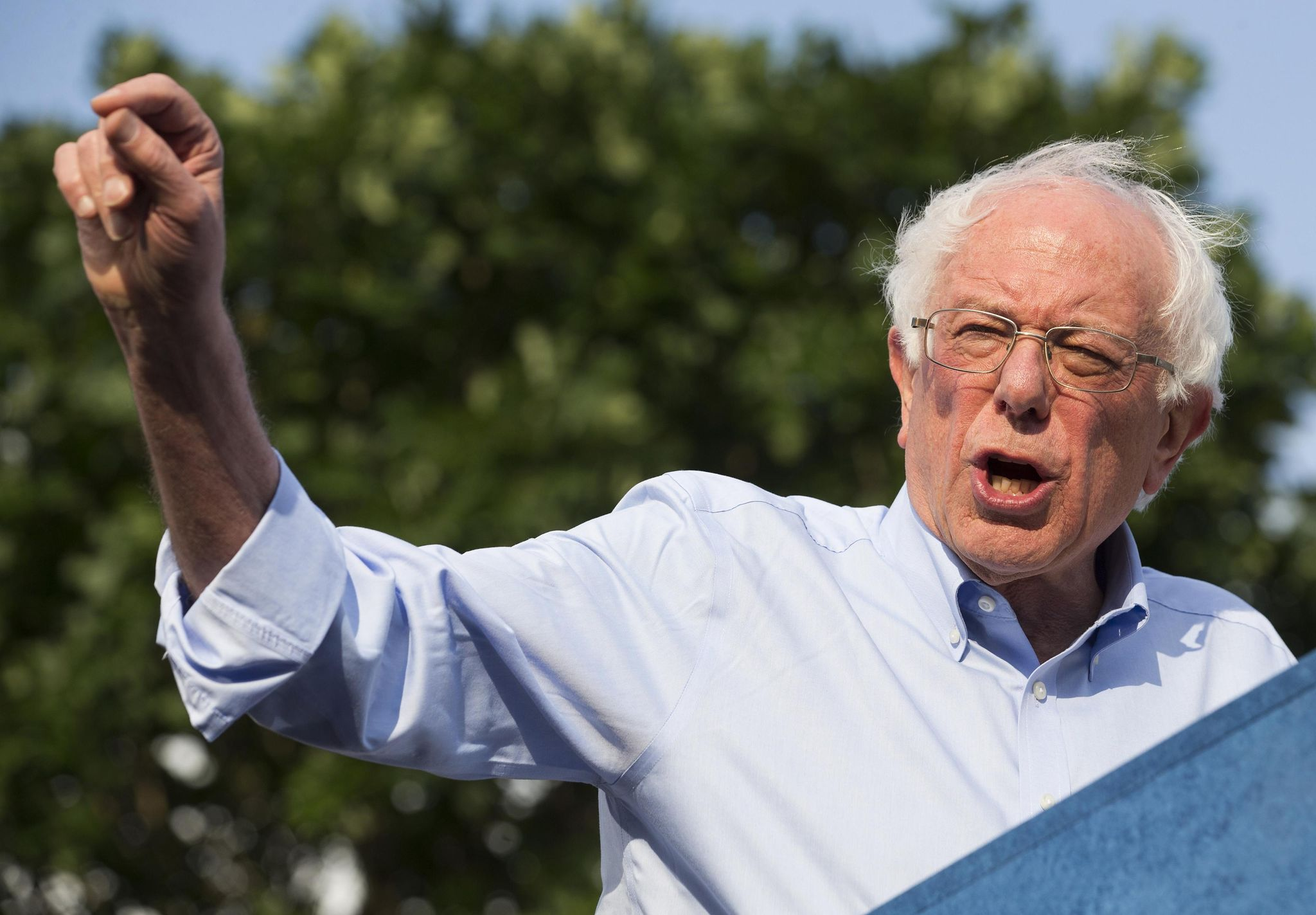 Sanders hits Biden as too soft on climate change: 'We will doom future generations'