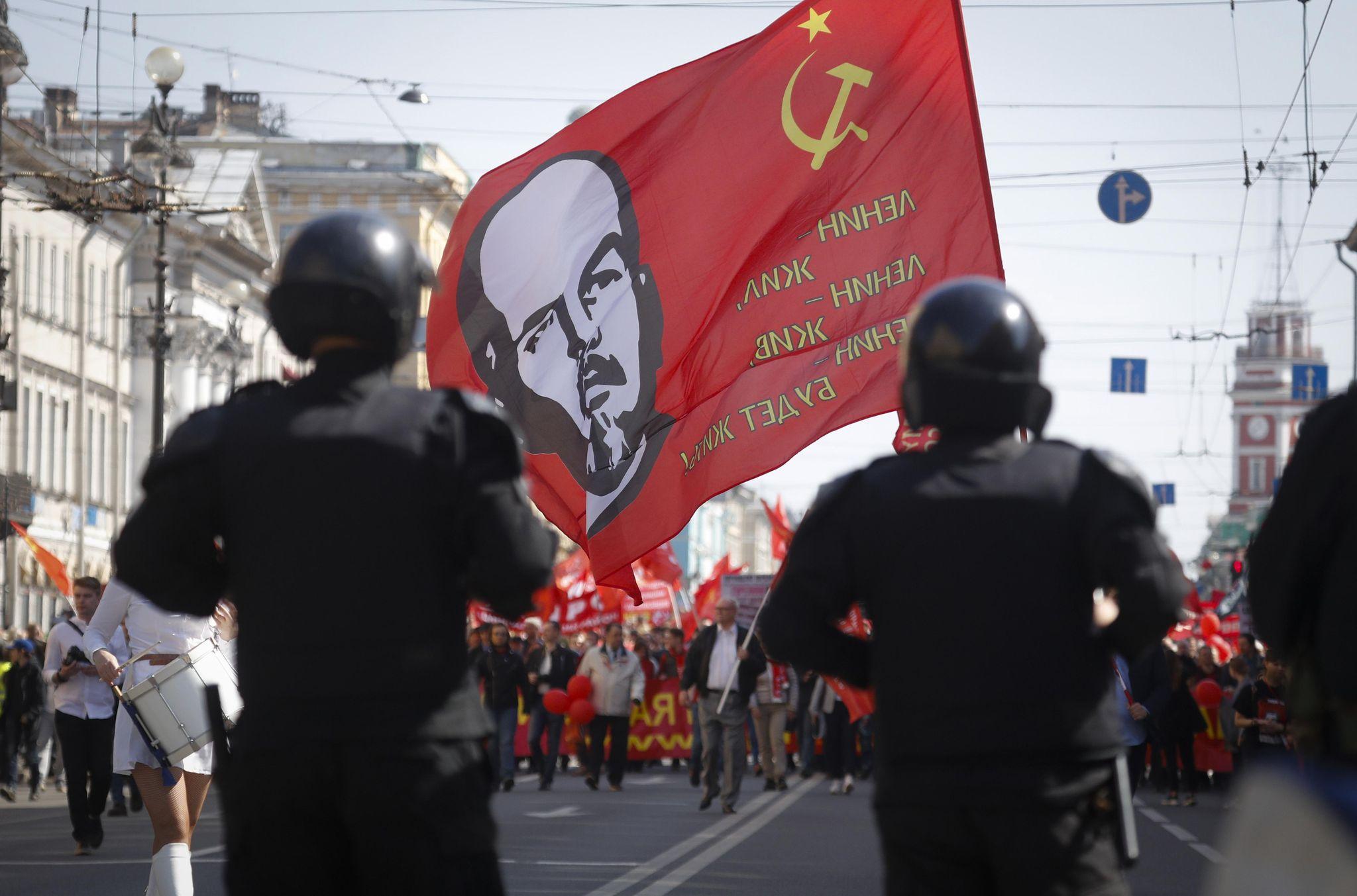 Socialist seduction poses dangers at home