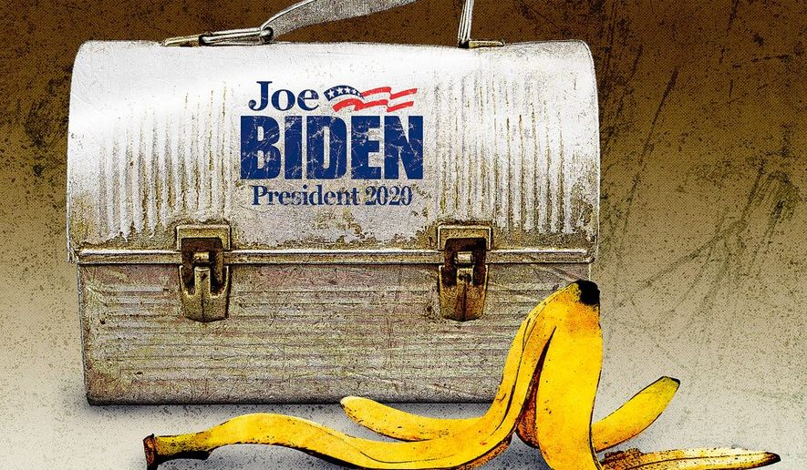 Lunch Box Joe Illustration by Greg Groesch/The Washington Times