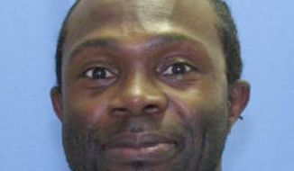 REMOVES DETAILS OF SENTENCING - FILE - This image shows a Mississippi Department of Public Safety-provided and undated state driver's license photograph of Andrew McClinton, of Leland, Miss. McClinton was sentenced Thursday, May 2, 2019, in Greenville, Miss., for burning an African-American church. (Mississippi Department of Public Safety via AP, File)