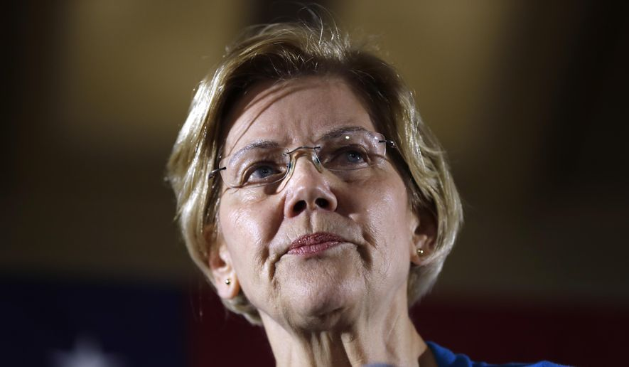 Elizabeth Warren slams Chase Bank's 'patronizing' tweet: Americans 'just need to be paid more'